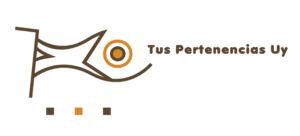 Logo Tus Pertenencias uy fondo blanco