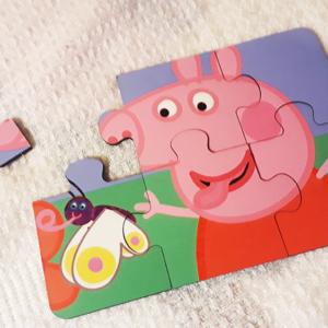 puzzle Pepa Pig