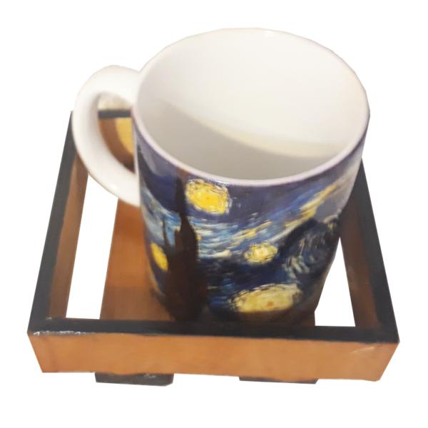 taza y portatazas